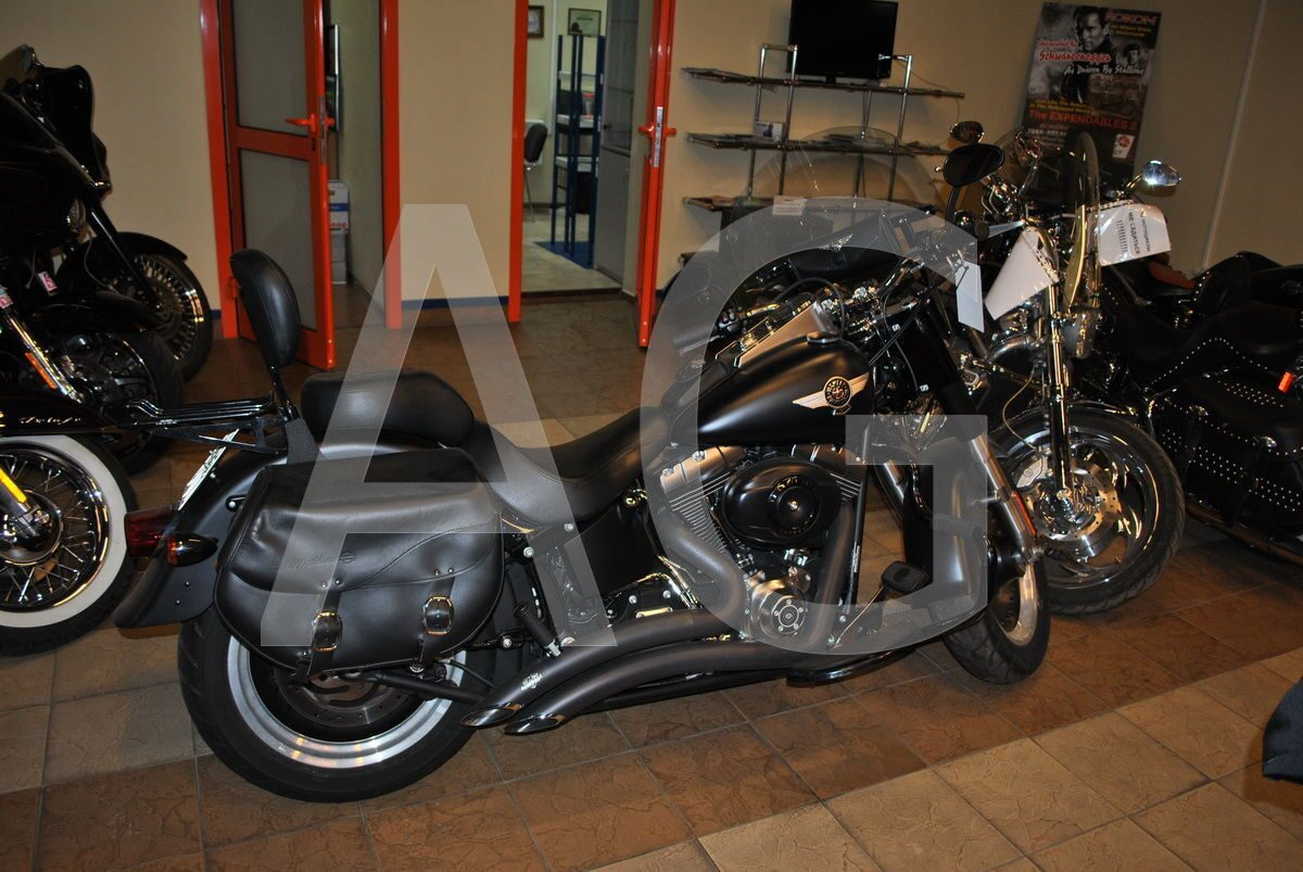 Чехол для мотоцикла Harley Davidson FAT BOY